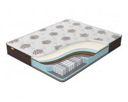 Матрас Орматек Comfort Duos Middle/Hard (Brown) 80x220