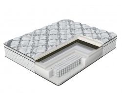 Матрас Verda Balance Pillow Top (Silver Lace/Anti Slip) 80x195