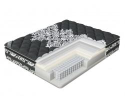 Матрас Verda Cloud Pillow Top (Black Orchid/Anti Slip) 200x200