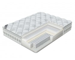 Матрас Verda Soft memory Pillow Top (Frostwork/Anti Slip) 80x195