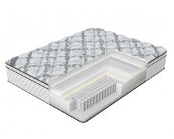 Матрас Verda Soft memory Pillow Top (Silver Lace/Anti Slip) 80x200