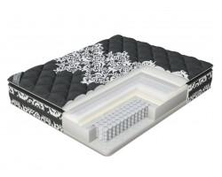 Матрас Verda Soft memory Pillow Top (Black Orchid/Anti Slip) 90x200