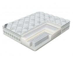 Матрас Verda Soft memory Pillow Top (Frostwork/Anti Slip) 90x200