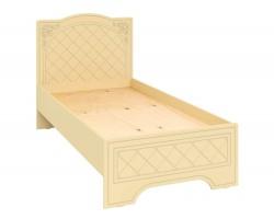 Кровать Соня в цвете Ваниль Шагрень
