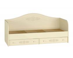 Кровать Ассоль Плюс в цвете Ваниль