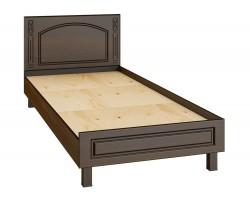 Кровать Элизабет в цвете Орех Темный