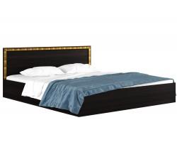 Двуспальная кровать Виктория с матрасом (180х200)