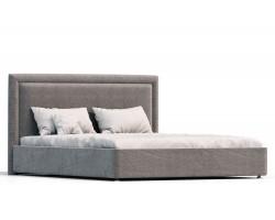 Кованая кровать Тиволи Лайт с ПМ (200х200)