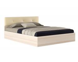 Кровать с матрасом Виктория ЭКО-П (160х200)