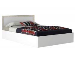 Кровать с матрасом ГОСТ Виктория-Б (140х200)