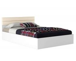 Кровать с матрасом ГОСТ Виктория-МБ (140х200)