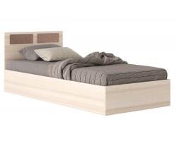 Кровать с матрасом ГОСТ Виктория-(80х200)
