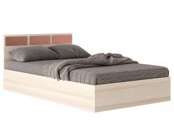 Кровать с матрасом ГОСТ Виктория-(140х200)