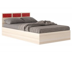 Кровать с матрасом ГОСТ Виктория-С (140х200)