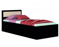 Кровать с матрасом ГОСТ Жаклин (90х200)