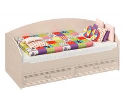 Кровать Марта в цвете Дуб