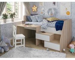 Кровать Алиса (80х190)