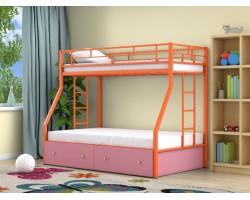 Детская двухъярусная кровать Милан (90х190/120х190)