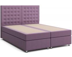 Кровать с матрасом Box Spring 2в1 зависимым пружинным блоком Пара