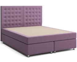 Кровать Box Spring с матрасом и зависимым пружинным блоком Парад