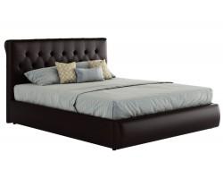 Кровать Мягкая с основанием и матрасом Promo B Cocos Амели (140х