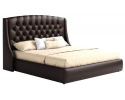 Кровать Мягкая с основанием и матрасом Стефани (160х200)