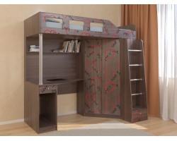 Кровать -чердак Астра 7