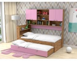 Кровать Двухъярусная Golden Kids 8 (90х190/85х185)