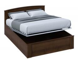 Кровать Марта в цвете Орех