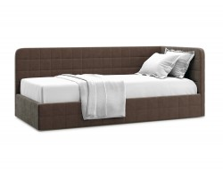 Металлическая кровать Tichina