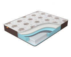 Матрас Орматек Comfort Slim Middle Plus (Brown) 200x220
