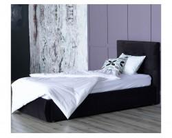 Кровать Мягкая Selesta 900 темная с подъемным механизмом матра