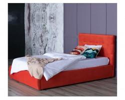 Основание для кровати Мягкая Selesta 1200 оранж с ортопедическим