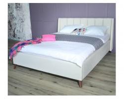 Кровать Мягкая Betsi 1600 беж с подъемным механизмом и матрасом