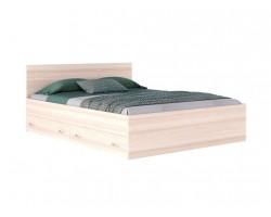 """Кровать двуспальная """"Виктория&; 1800 с ящиками дуб/"""