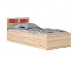 """Кровать 1- сп. """"Виктория-&; 800*2000 мя"""