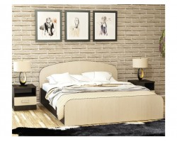 """Кровать """"Соня&; 1400 матрасом"""