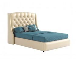 """Основание для кровати Мягкая двуспальная """"Стефани&; 140 орт."""