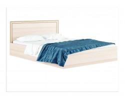 """Кровать """"Виктория-Б&; 1400 с дуб и матрасом ГОС"""