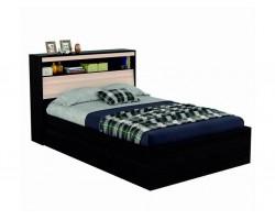 """Кровать """"Виктория&; 1400 с откидным блоком матрасом Г"""