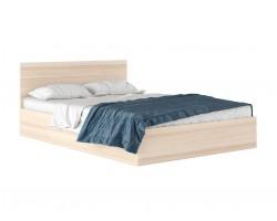 """Кровать """"Виктория&; 1400 цвете дуб с матрасом Promo B"""