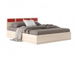"""Кровать Двуспальная """"Виктория-С&; 1800 дуб"""