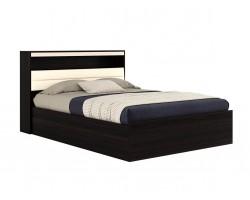 """Кровать Двуспальная """"Виктория&; 1600 с мягким блоком и"""