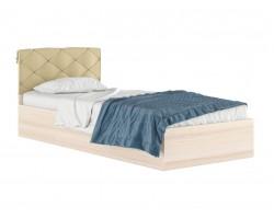 """Детская кровать Односпальная """"Виктория-П&; с 900 дуб"""