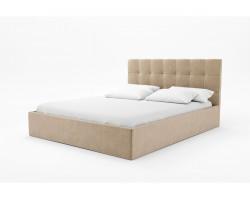 Кровать Данко /140*200/ЛДСП/Newtone Beige