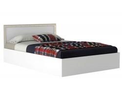 Кровать Виктория-Б 140 с матрасом ГОСТ