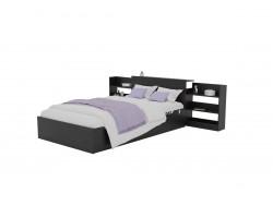 Шкаф-кровать Доминика с блоком 120 (Венге) матрасом АСТРА